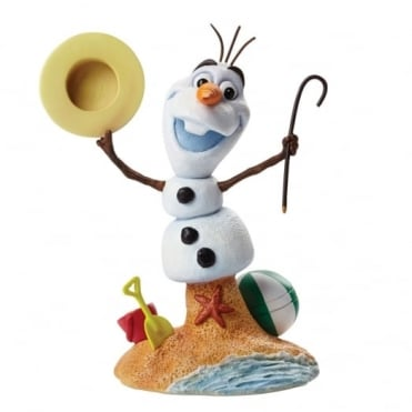 Disney Showcase Collection Olaf Bust Figure 4046190