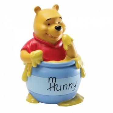 Disney Showcase Collection Winnie The Pooh Money Box 4020895