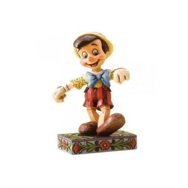 Disney Traditions A Lively Step (Pinocchio) 4010027