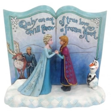 Act Of Love Frozen Story Book 4049644