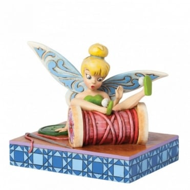Disney Traditions Falling Fairy - Tinker Bell Figurine 4038498