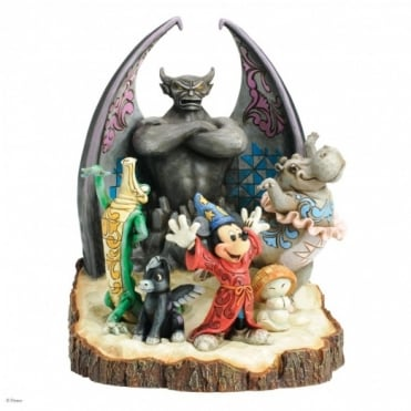 Disney Traditions Fantasia Symphony Figurine 4031486