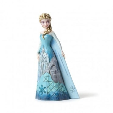 Disney Traditions Fortress of Frost - Elsa 4046035