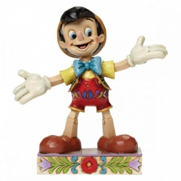 Disney Traditions Got No Strings Pinocchio 4045249