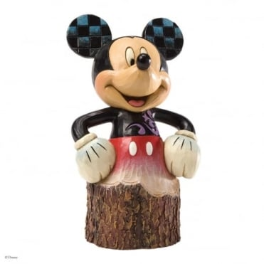 Disney Traditions Mickey Mouse Carved By Heart 4033288