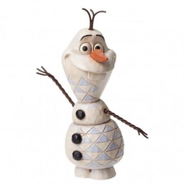 Disney Traditions Olaf Mini Figurine - Frozen A27572