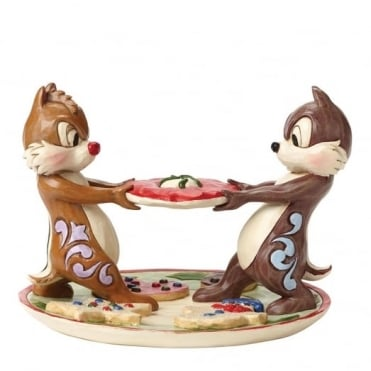 Save Some For Santa - Chip & Dale Figure 4046023