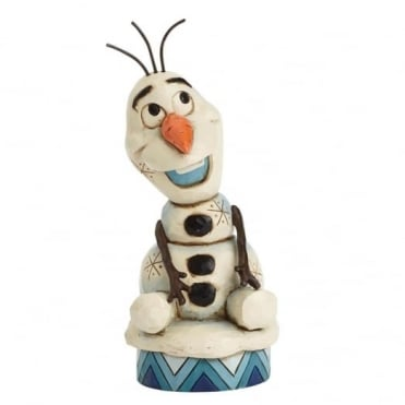 Disney Traditions Silly Snowman (Olaf) 4039083