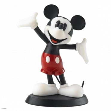 Enchanting Disney Collection Cheerful As Ever Mickey Mouse Figurine A24352