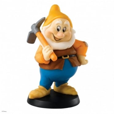 Enchanting Disney Collection Cheerful Dwarf - Happy Figurine A25977