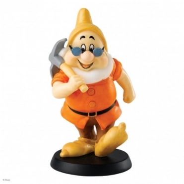 Enchanting Disney Collection Leading Dwarf - Doc Figurine A25974