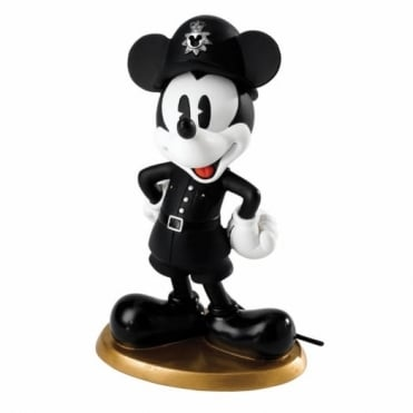 Peace And Order Mickey Mouse Policeman Figure A26911