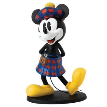 Scottish Mickey Figure A27543