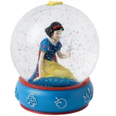 Enchanting Disney Collection Snow White - Kind And Innocent Waterball A26969