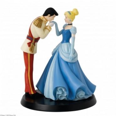 Enchanting Disney Collection So This Is Love - Cinderella & Prince Charming Figurine A25995