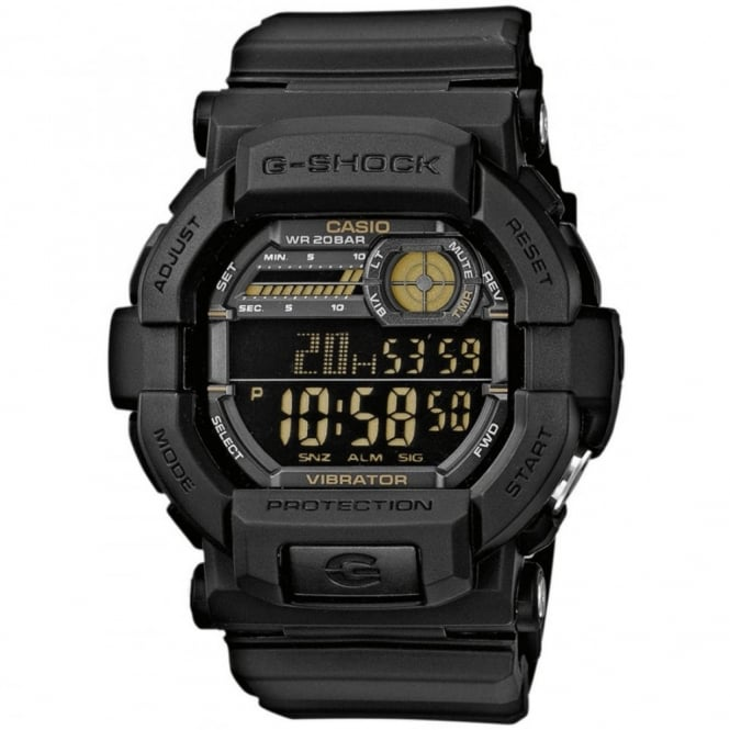 G-Shock Men's Alarm Chronograph Watch GD-350-1BER