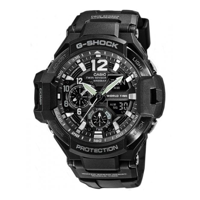 G-Shock Premium Men's Alarm Chronograph Watch GA-1100-1AER