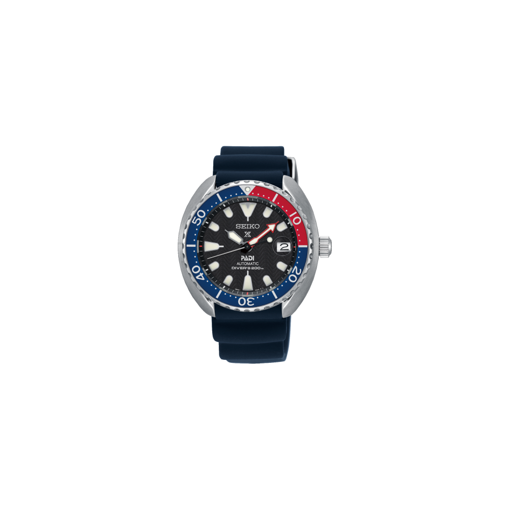 Gent S Automatic Turtle Padi Watch Srpc41k1
