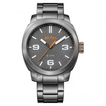 Gent's Gunmetal Cape Town Watch 1513420