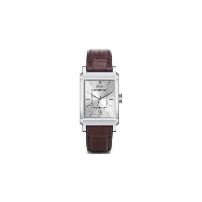 Gents Leather Strap Watch 1512227