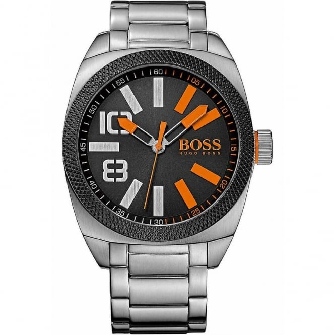 Gents' London XXL S/Steel Watch 1513114
