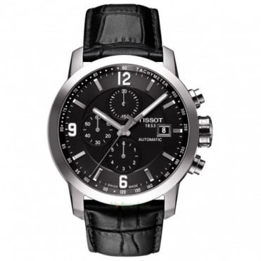 Tissot Gents PRC200 Automatic Chronograph Watch T055.427.16.057.00