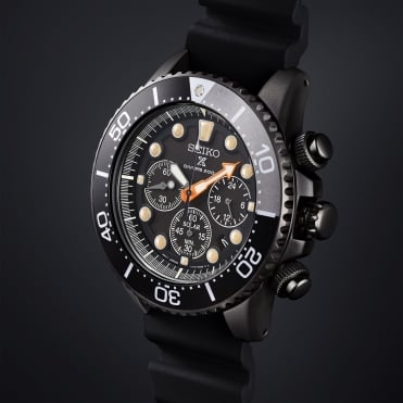 Gent's Prospex Chrono Black Series Limited Edition SSC673P1