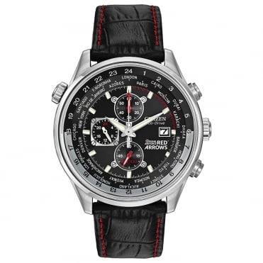 Gents Red Arrows Chrono Eco-Drive Watch CA0080-03E