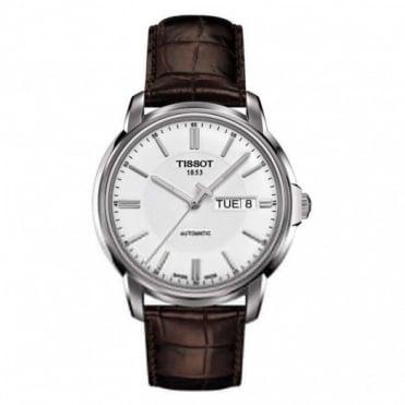 Tissot Gents S/Steel Automatic III Watch T0654301603100