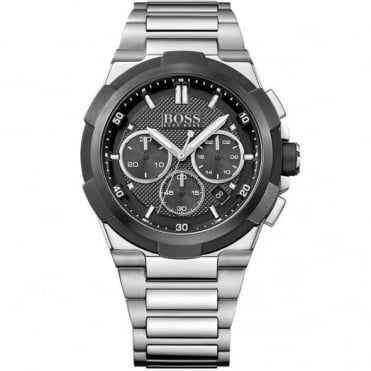 Gent's S/Steel Chrono Supernova Watch 1513359