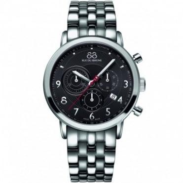 88 Rue Du Rhone Gents' S/Steel Chronograph Watch 87WA120055