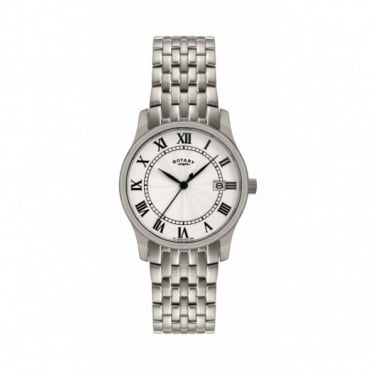 Rotary Gents S/Steel Classic Watch GB00792/21