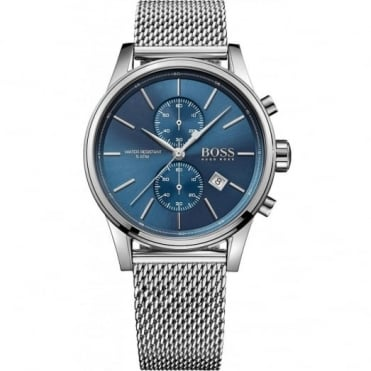 Hugo Boss Gent's S/Steel Jet Watch 1513441