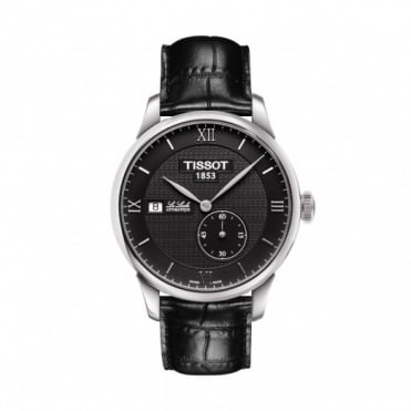 Gents S/Steel Le Locle Automatic Watch T0064281605800