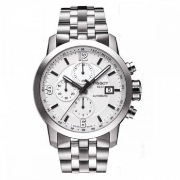 Tissot Gents S/Steel PRC 200 P80 Watch T055.427.11.017.00