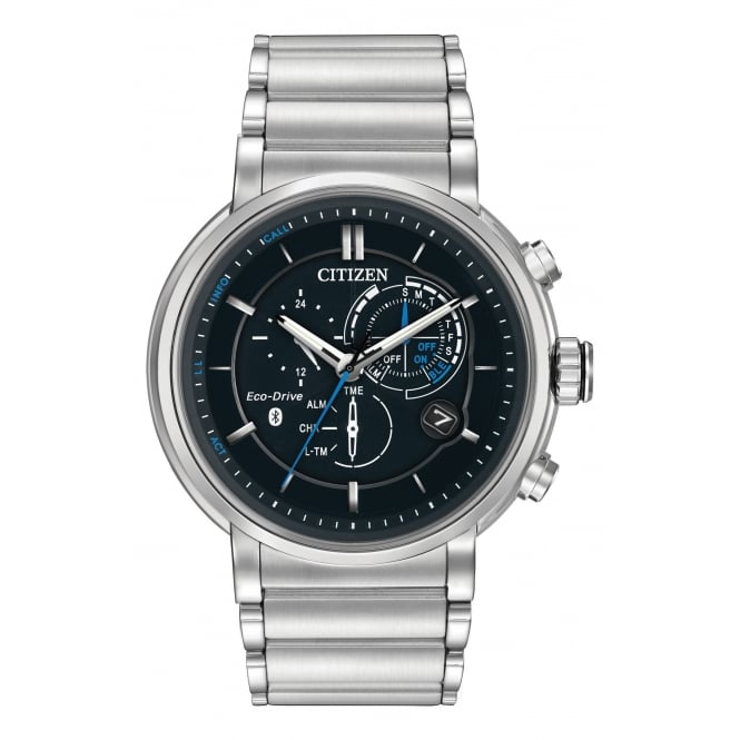 Gent's S/Steel Proximity Smart Eco-Drive Watch BZ1000-54E
