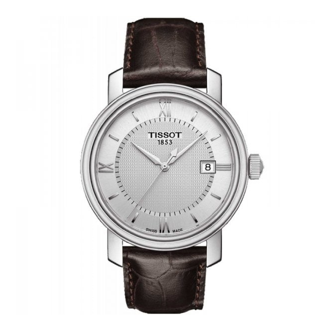 Gents S/Steel T-Classic Bridgeport Watch T097.410.16.038.00