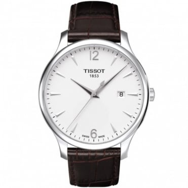 Tissot Gents S/Steel T-Classic Tradition Watch T063.610.16.037.00