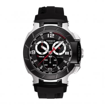 Tissot Gents S/Steel T-Race Watch T048.417.27.057.00