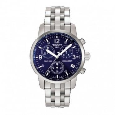 Tissot Gents S/Steel T-Sport PRC200 Watch T055.417.11.047.00
