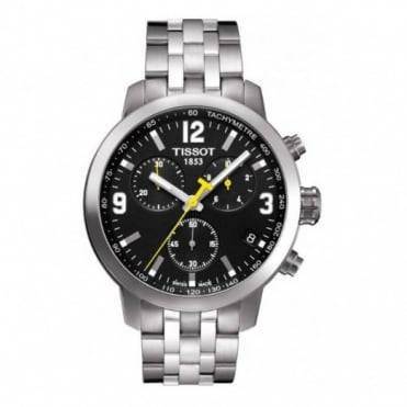 Tissot Gents S/Steel T-Sport PRC200 Watch T055.417.11.057.00