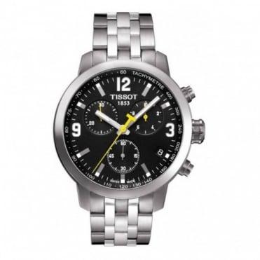 Tissot Gents S/Steel T-Sport PRC200 Watch T055.417.11.057.00