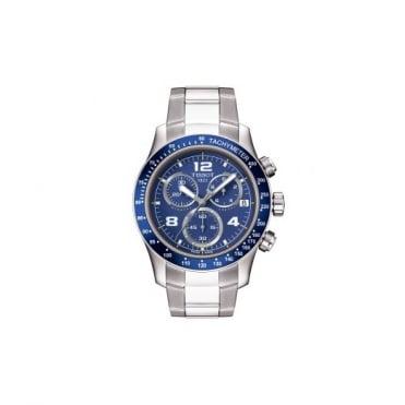 Tissot Gents S/Steel T-Sport V8 Watch T039.417.11.047.02