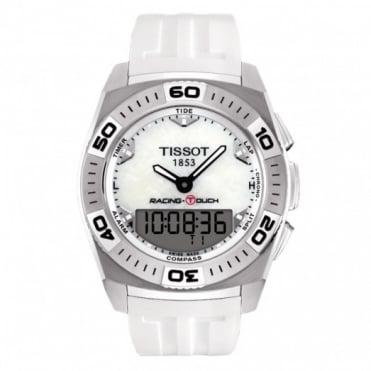 Tissot Gents S/Steel T-Touch Racing Watch T002.520.17.111.00