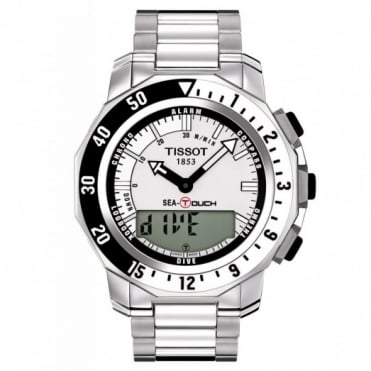 Tissot Gents S/Steel T-Touch Sea-Touch Watch T026.420.11.031.00