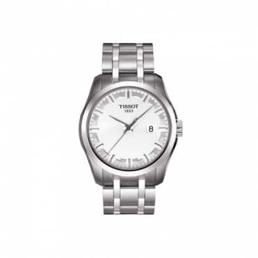Tissot Gents S/Steel T-Trend Coutuerier Watch T035.410.11.031.00