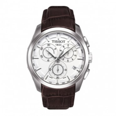 Gents S/Steel T-Trend Couturier Watch T035.617.16.031.00