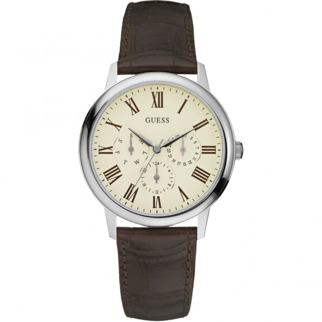 Guess Gent's S/Steel Wafer Watch W70016G2