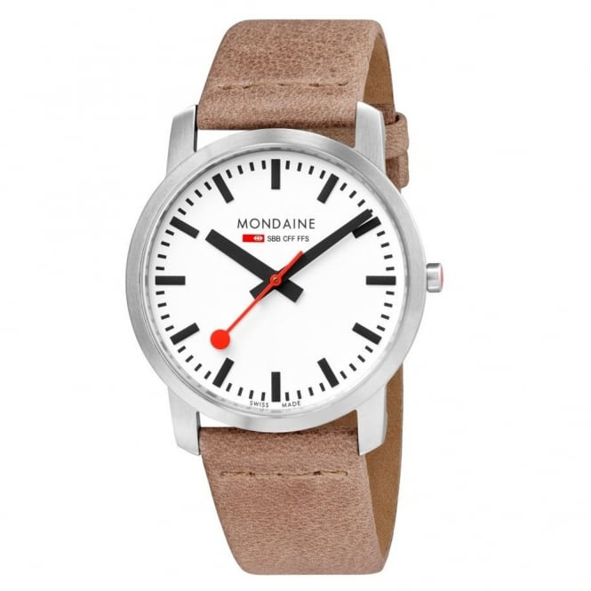 Gents' Simply Elegant Watch A638.30350.16SBG