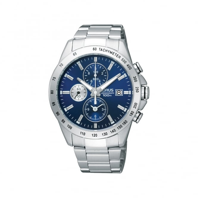 Gent's Stainless Steel Chronograph Watch RF851DX9